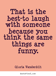 funny quotes about friendship and laughter