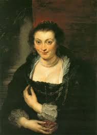 Isabella Brant 2 By Peter Paul Rubens ...