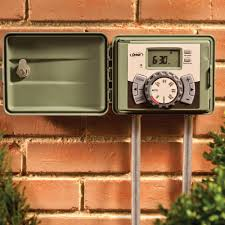 Small Picture Amazoncom Orbit 57896 6 Station Outdoor Swing Panel Sprinkler