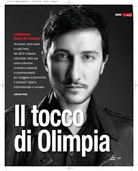 Marco De Vincenzo: Il tocco di Olimpia. By: rgs. 26-03-2012. Uncategorized. edit:cesaremorisco - MDV1