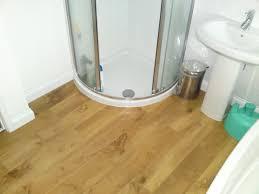 waterproof laminate flooring for bathrooms b q