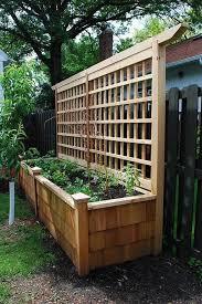 garden box ideas. Delighful Box 30 DIY Fence Garden Boxes Ideas To Keep Your Plants  Fenced Garden  Boxes And Fences With Box C