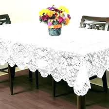70 inch round vinyl tablecloth lace tablecloths small designs x clear protector 52 oval