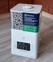 Обзор от покупателя на <b>Увлажнитель воздуха Electrolux</b> EHU ...