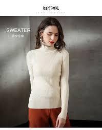 Women Long sleeve Cashmere <b>sweater</b> pullover for women <b>2019</b> ...