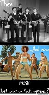 Music What The Fuck Happened? | WeKnowMemes via Relatably.com