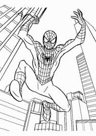 spiderman coloring pages kids coloring spiderman is more ideal for your elder kids these are also a great way of developing motor skills in your younger