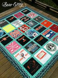13 best T-shirt quilt images on Pinterest | Baseball, Crafts and ... & Custom Made TShirt Quilt DEPOSIT ONLY Great Guy or Dad by SewEMG, $50.00 Adamdwight.com
