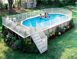 above ground pool with deck attached to house. Amazing Above Ground Pool Decks Attached To House Home Of Kits Popular And Inspiration With Deck
