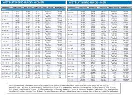 Scubapro Hydros Pro Size Chart Scuba Pro Size Chart Www Bedowntowndaytona Com