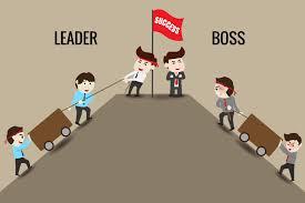 Afbeeldingsresultaat voor boss and leader