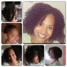 Short Crochet Hair Style crochet braids protective hairstyle freetress waterwave 3416 by wearticles.com