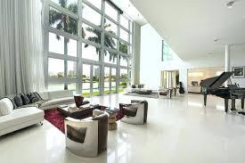 Big Living Rooms Impressive Decorating