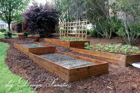 Small Picture diy Design Fanatic Raised Beds