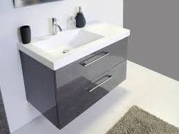 bathroom shallow cabinet with in vanity combo and wall