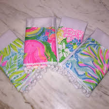 lilly pulitzer fabric for sale. Contemporary Pulitzer Lilly Pulitzer Fabric Napkin Setsale To For Sale F