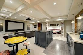 house basement design. Perfect Design Collier Rd Basement Design With Home Theatre U0026 Bathroom Intended House A