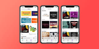 Comedy Podcast Charts Apple Podcasts Adds New Top Level Categories With Charts