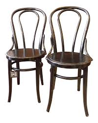 alluring thonet style schwarz retro bentwood stahl stuhl office cafe chairs