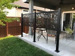 privacy screens patio boise by