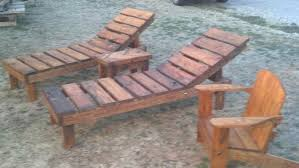 diy outdoor lounge chair plans. incredible reclaimed pallet wood chaise lounge chairs adjustable with chair ideas diy outdoor plans o