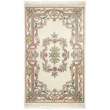 home decorators collection imperial ivory 3 ft x 5 ft area rug
