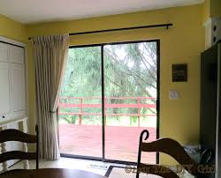 best patio doors. Best Patio Door Curtains Ideas On Sliding With Regard To Curtain Rods For Glass Doors Country Kitchen Rod Amazing Sli
