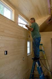 Small Picture dan tiny house interior wall