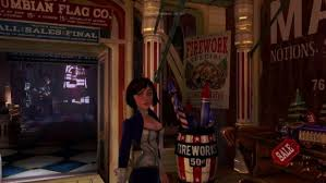 Bioshock Infinite Vending Machines Extraordinary BioShock Infinite Demo Dated First 48minutes Video Released Geek