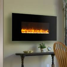 Dynasty 50-In Wall Mount Electric Fireplace - EF68-P