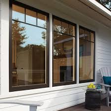 a series casement window windows