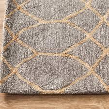 area rugs wool great meridian rugmakers kerala handmade gray rug reviews interior design 3