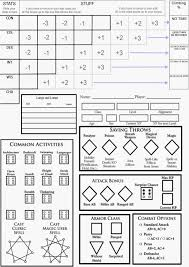 pokemon tabletop character sheet false machine veins character sheet