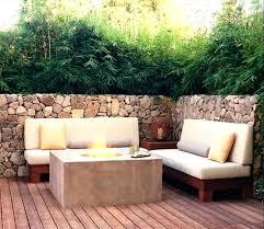Modern Outdoor Furniture Modern Outdoor Sofa Seating Sets Modern