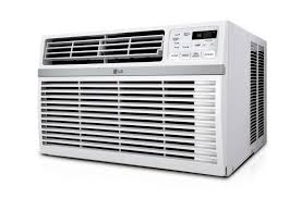 8000 BTU Window Air Conditioner LG LW8016ER: 8,000 | USA
