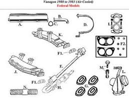 finding a carb ii vw catalytic photo of 1979 federal transporter and federal vanagon 1980 1983 catalytic also fits 1975 1978 transporter