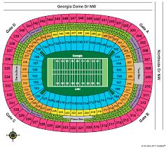 Sec Championship Seating Chart 29 Judicious Ga Dome Supercross Seating Chart