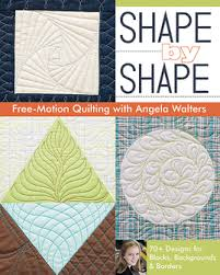 Start Free-Motion Machine Quilting with Angela Walters DVD: FREE ... & Shape by Shape Free-Motion Quilting with Angela Walters: 70+ Designs for  Blocks Adamdwight.com