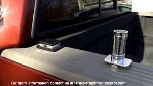 Stake Pocket Flag Holder for Pickup Trucks - YouTube