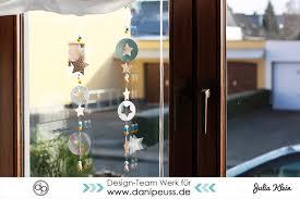 Danipeussde Blog Weihnachtliche Fensterdeko Selber Machen