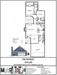 magnolia homes floor plans. The Retreat - Magnolia Homes Floor Plans L