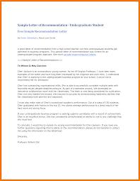 teacher re mendation letter for student 10