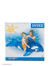 "<b>Игрушка надувная</b> ""Касатка"" <b>Intex</b> 977847 в интернет-магазине ..."