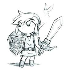 Toon Link Coloring Pages L Colouring Pages Top Ten Coloring Books