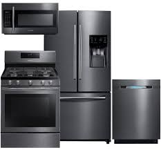 thermador appliance package. samsung appliance rf263beaesg4pckit2 black stainless steel series from kitchen package deals thermador