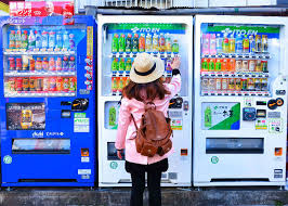 How To Make Money Come Out Of A Vending Machine Stunning 48 Reasons Why There Are So Many Vending Machines In Japan LIVE