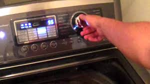 How Do High Efficiency Washers Work Lg Waveforce 47 Cuft He Top Load Washer Review Youtube