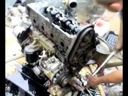Toyota 2L diesel 2.4 - YouTube