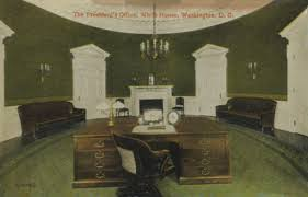 oval office white house. Contemporary Office Interiors Oval Office In The White House During Taft Administration  1909 Inside