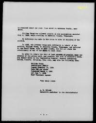 Revolutionary War Pension File, William Cross